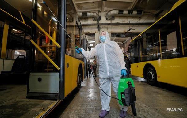 В Киеве резкий прирост коронавируса