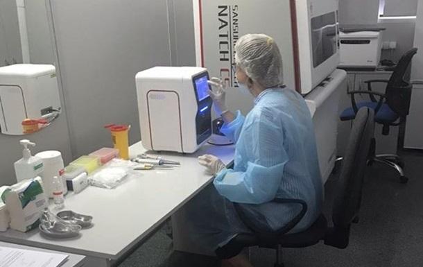 МАУ встановила в Борисполі лабораторію для діагностики екіпажу