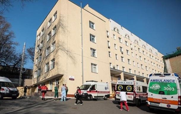 Реанімація Олександрівської лікарні переповнена інфікованими