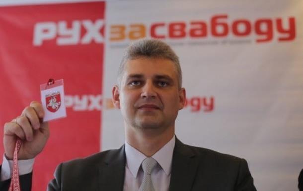 Губаревич снялся с президентских выборов в Беларуси