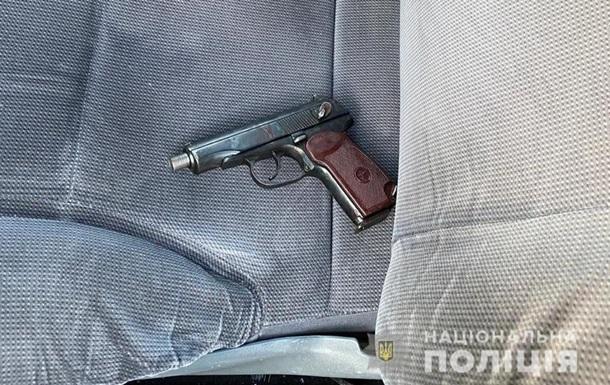 В Днепре при задержании застрелили полицейского