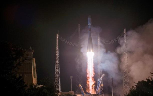 На космодроме Куру произошла утечка топлива