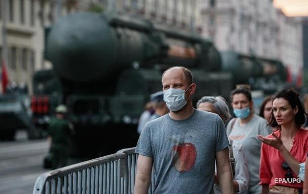 В России уже больше восьми тысяч жертв пандемии