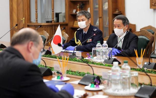 Японія надасть медобладнання госпіталям ЗСУ