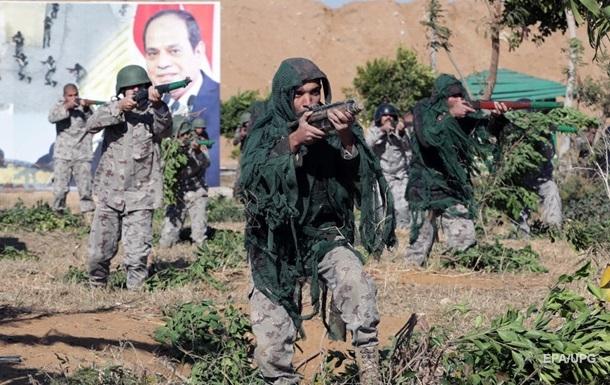 Президент Египта призвал военных готовится к вторжению в Ливию