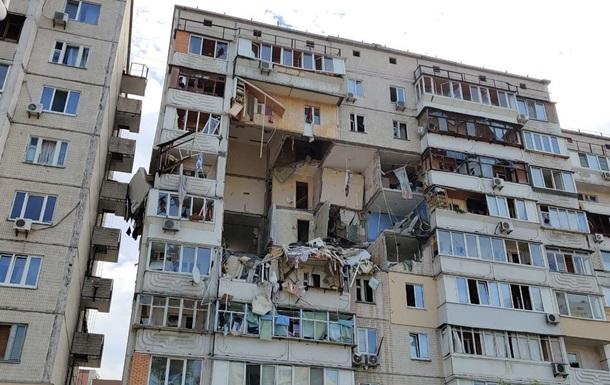 Взрыв в многоэтажке Киева: нашли погибшего
