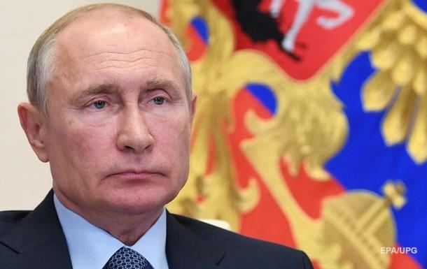 Путин осудил Зеленского за слова о Второй мировой