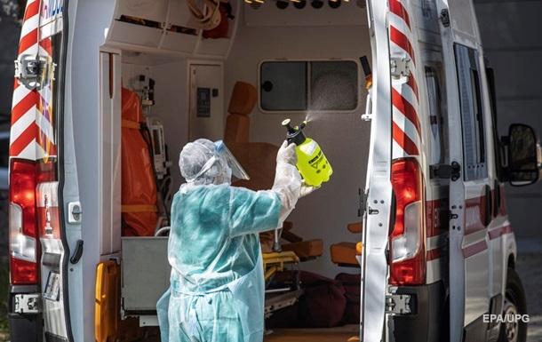 В Україні від коронавірусу померли вже 43 медики