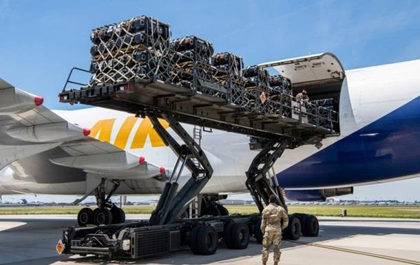 У США відвантажили Javelin для відправки в Україну