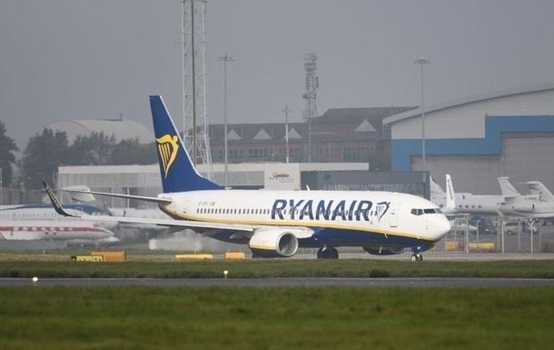 Ryanair відновила польоти в Україну