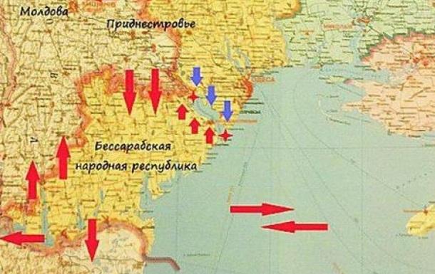Риски дестабилизации извне ситуации в Одесской области сохраняются