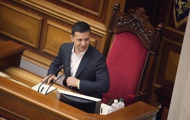 Зеленский внес законопроект о судебной реформе