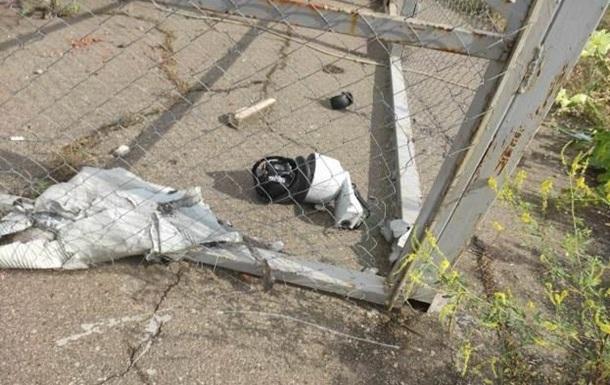 Російські окупанти таки поцілили в спостережну камеру ОБСЄ