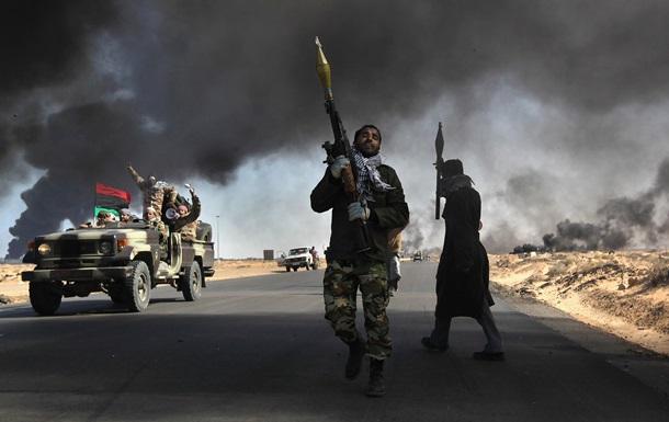 Війна за мир. Єгипет готовий вторгнутися до Лівії