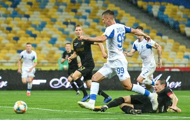 Динамо - Колос 2:1 видео голов и обзор матча УПЛ