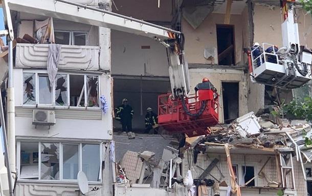 Взрыв в Киеве: нашли тело еще одного погибшего