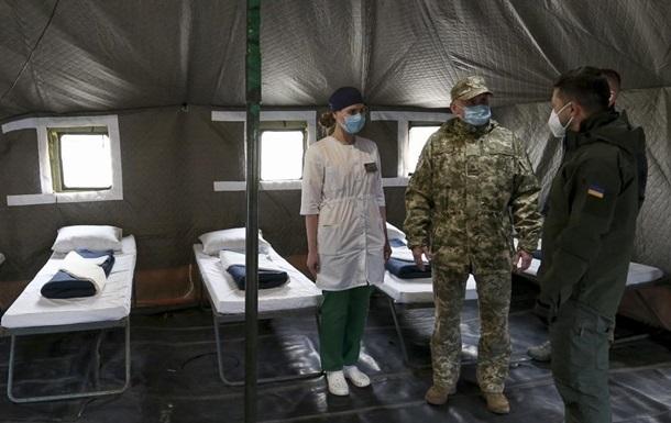 В ВСУ 13 новых случаев коронавируса