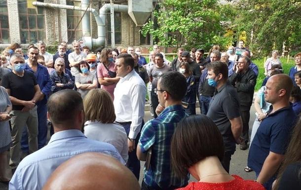 Руководство Электротяжмаша отрицает забастовку на предприятии