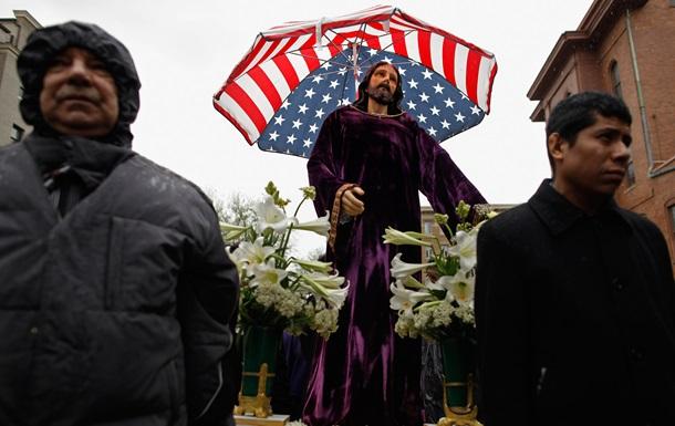 В США бывший пастор предложил сносить статуи Христа