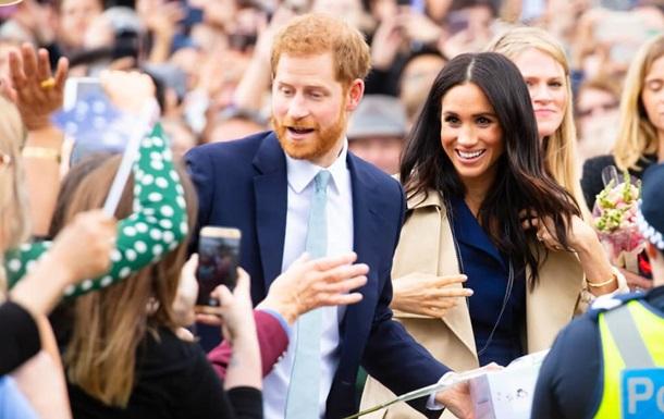 Принц Гаррі і Меган Маркл потрапили в скандал