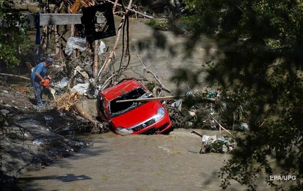 От наводнения страдает соседняя Румыния, есть жертвы