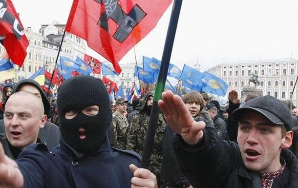 В Украине нет националистов