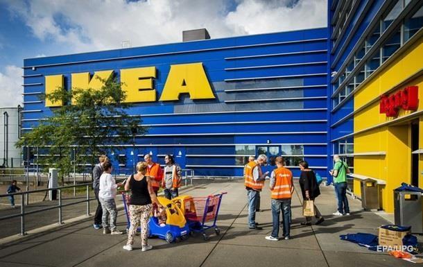 IKEA разберется со своими поставщиками из Украины