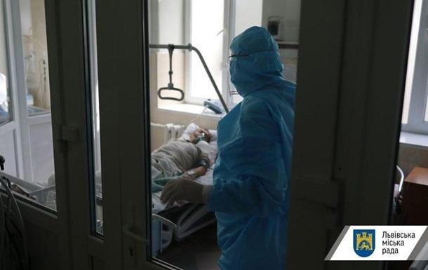 В Украине сменился регион-лидер по коронавирусу