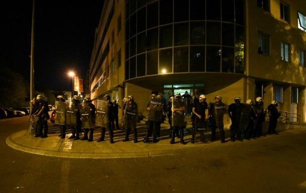 У Чорногорії пройшли масові протести