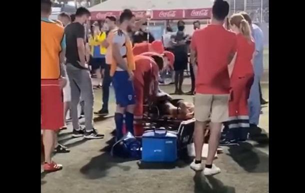 Гражданин Ирака умер во время игры в футбол в Харькове