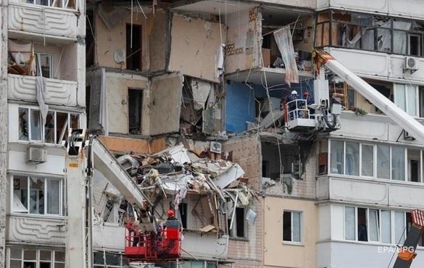 Взрыв дома в Киеве: пострадавшим обещают новые квартиры