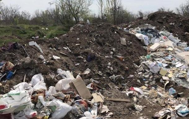 В Одессе разоблачили схему по незаконной утилизации опасных отходов