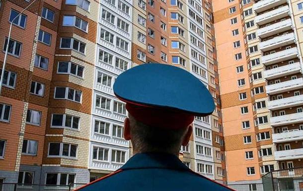 «Пустые обещания» квадратных метров в милитаризированном Севастополе