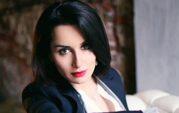 Тина Канделаки заявила о домогательствах Саакашвили