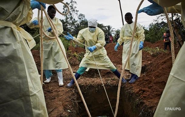 Вспышку лихорадки Эбола в Африке удалось погасить