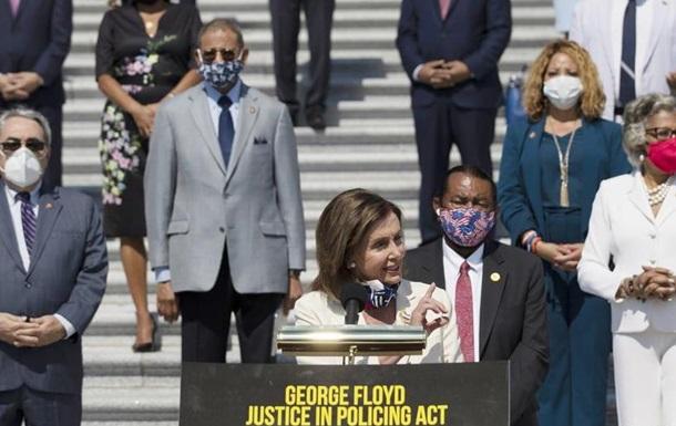 Палата представників схвалила законопроект про реформу поліції США