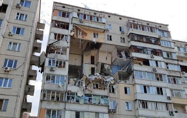 В Киеве решили судьбу взорвавшегося дома
