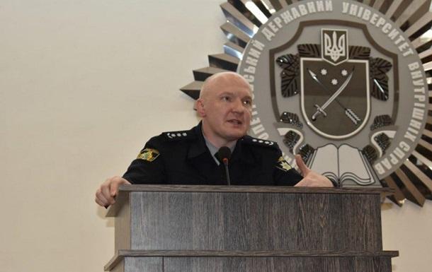 В Днепре застрелился полковник полиции – СМИ