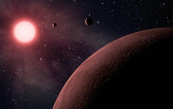 Обнаружены две новые экзопланеты