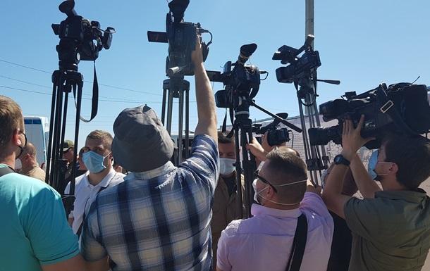 Херсонские СМИ устроили флешмоб о Зеленском