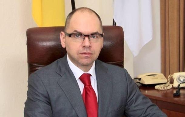 Степанов знову не вибрав кандидата на пост глави НСЗУ