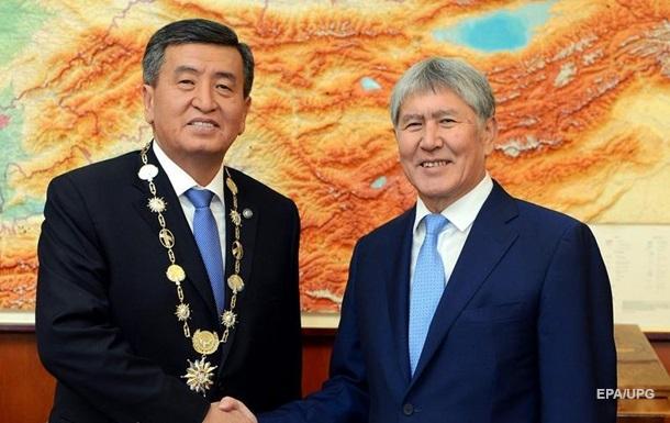 Ошибся преемником. Экс-главу Кыргызстана ждет тюрьма