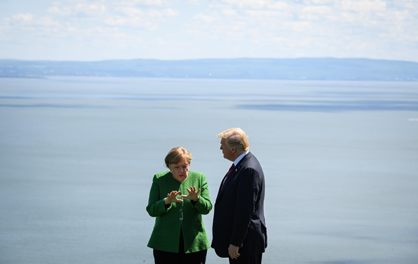 Merkel: We need to think about a world without US leadership