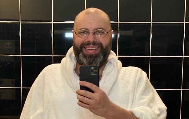 Продюсер Максим Фадеев сбросил 100 килограммов
