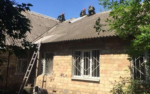 У Києві сталася пожежа в державному нотаріальному архіві