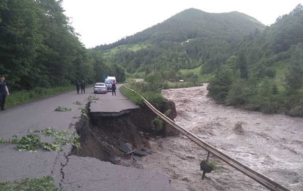 ГТС перешла на спецрежим из-за наводнения