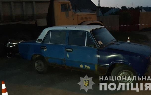 В Харькове младенец погиб под колесами авто