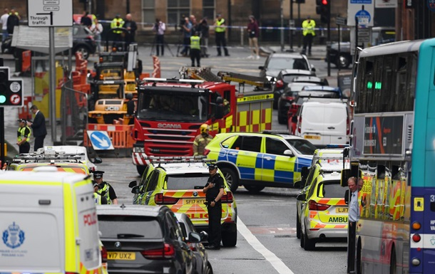 Glasgow attack: police reveal identity of attacker