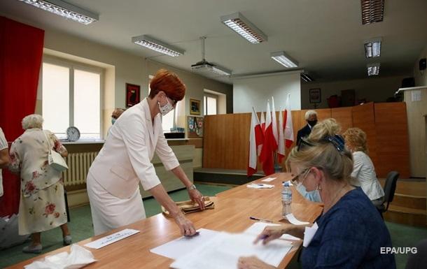 У Польщі проходять вибори президента