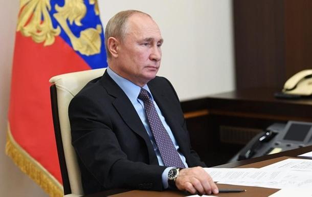 Путин сдает тесты на коронавирус раз в три дня